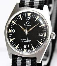 Omega Seamaster vintage 60er años plus cinta de acero
