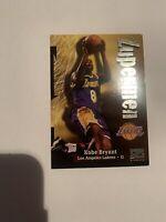 1998 97-98 Kobe Bryant Z-Force Zuperman Basketball Card #195