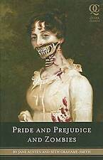 NEW Pride And Prejudice And Zombies Paperback Free Shipping