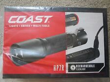 COAST: HP7R Rechargeable LED Long Range Flashlight. #19221. NEW