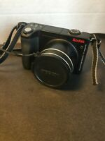 Kodak EasyShare ZD8612 IS 8.1 MP Digital Camera - Black (ZD8612IS)