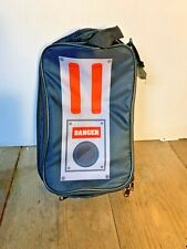 New Culturefly Ghostbusters 35th Anniversary Trap Travel Toiletry Zipper Bag