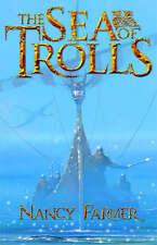 The Sea of Trolls by Nancy Farmer (Hardback, 2004)