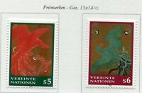19425) UNITED NATIONS (Vienna) 1997 MNH** Nuovi** Definitives