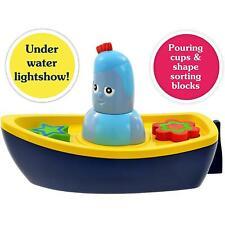 El Jardín de los Sueños Iggle Piggle's Espectáculo Luz Barco,Bath-Time - Toy -