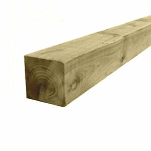 Ruby Timber Pressure Treated Timber Wooden Gate / Fence Softwood - 100mm