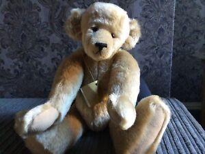 Artist Bear Hettie By Beechfield Bears.