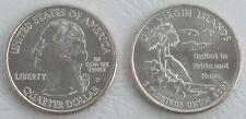 USA State Quarter 2009 Amerikanische Jungferninseln U.S. Virgin Islands P unz.
