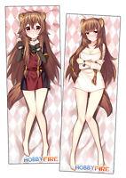 HobbyFire Anime Dakimakura Hugging Body Pillow Case Raphtalia TROTSH H3935C
