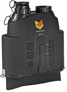 RECORDING Night Vision Binoculars - IR/Infrared Technology NVG Goggles 7x zoom