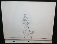 How the Grinch Stole Christmas Pencil Animation Artwork -  SC15 #7 - Angry Turn