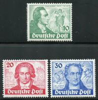 GERMANY BERLIN  SCOTT#9N61/63   NEVER   HINGED  MINT--SCOTT $240.00