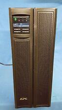 APC Smart UPS SMX2200HV, Tower-USV, 1980W, generalüberholt, neue Akkus, wie neu