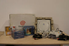Sega Dreamcast  Console (boxed) with games