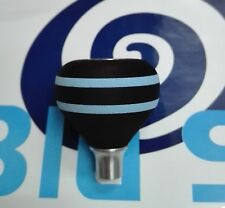 BLUSPIN CRAZY KNOB IN EVA FOR REEL DAIWA SIZE: 35mm COL. NRA  100% MADE IN ITALY