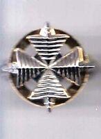 "Star Trek Movies Uniform 4 Point Fleet Admiral Insignia Rank Pin 1.5"" Gold/Silvr"