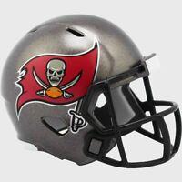 Tampa Bay Buccaneers NFL Helmet Riddell Pocket Pro Speed 2020 Style