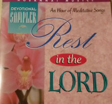 Hosanna Music 'Rest in the Lord' CD