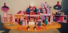 Vintage Disney Bluebird Polly Pocket 1996 Aladdin Jasmine Palace - Incomplete