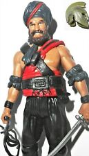 INDIANA JONES the temple of doom THUGEE LEADER hasbro 2008 kenner chief complete