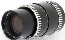 ZEISS aus JENA Sonnar 3.5/135 TelePhoto Lens in Universal M42 FILM SLR & DIGITAL