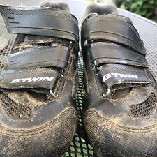 B'Twin MTB Cycling Shoes Size 5