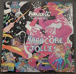LP FUNKADELIC The U.S. FUNK MOB Hardcore Jollies 1976 BS 2973 Funk Soul