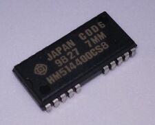 Hitachi HM514400CS8 1M x 4Bit  80ns 4-bit Dynamic RAM 20pin SOJ DRAM
