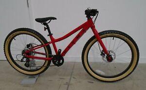 Vitus 24+ Kids Bike (2021) - RED