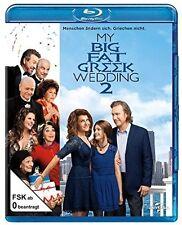 MY BIG FAT GREEK WEDDING 2  BLU-RAY NEU NIA VARDALOS/JOHN CORBETT/LAINIE KAZAN/