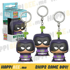 Pop! Keychain: South Park Mysterion�Funko Collectible Vinyl Toy Figure