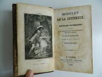 Modelos de La Juvenil O Nuevos Históricos Lemaire T1 Ledentu 1827