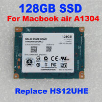 1.8 128GB SSD Replace HS12UHE For Macbook Air 2008 later A1304 MB940LL/A MC233LL