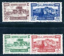 GRAND LIBAN 1945 Yvert 193-196 * SATZ (09134
