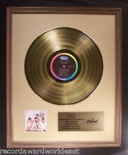The Beatles Yesterday And Today Butcher Cover Mono LP Gold Non RIAA Record Award