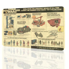 METAL SIGN STAR WARS Actions Figures Poster Collectors 08 Exclusive Decor Wall