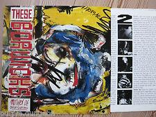 These borwicks-Mother of destruction VINILE LP
