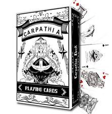 Bicycle Carpathia Deck Playing Cards Charles Lee Titanic Inspired Custom Magic