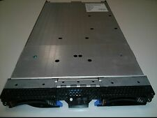 IBM HS22 Blade Server w/ 2x E5540 Procs 32GB RAM 2x500GB Hard Drives 7870-AC1