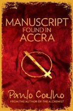 Manuscript Found In Accra by Paulo Coelho NEW