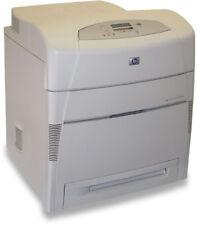 HP Laserjet 5500n 5500 A3 Rete Colore Stampante laser