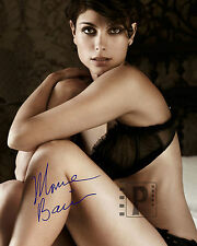 "Morena Baccarin 8""x 10"" Black Lingerie Signed Color PHOTO REPRINT"