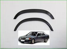 MERCEDES 190 W201 Chrome Extensions D'aile 2AV ou 2AR Année 1989-1992