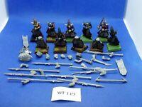 Warhammer Fantasy - Dark Elves - Lanceros x10 - WF119