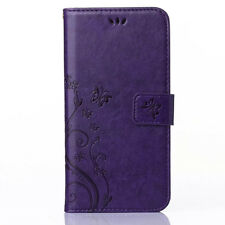 PU Leather Magnetic Flip Stand Card Slot Wallet Case Cover For iPhone 7 8 6 Plus