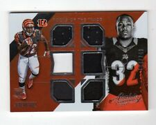 JEREMY HILL NFL 2014 ABSOLUTE TOOLS OF THE TRADE COMPLETE ROOKIES (BENGALS)