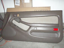 1992-1996 Toyota Camry 2-dr coupe TAN interior L&R door panels - with extras!