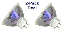 2pc Bulb for Philips 6834 Microscope Illuminator Enlarger VR67 834 EFP 12V 100W