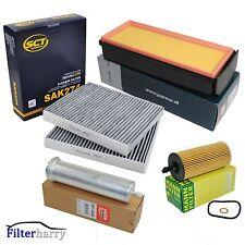 Servicekit Filtersatz BMW 5er F10 F11 530d 535d 7er F01 730d 740d 258PS 313PS