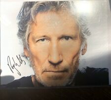 Roger Waters Hand Signed 8x10 Photo With COA Pink Floyd